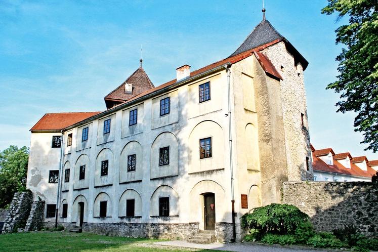Ko so leta 1873 zgradili železniško progo Zagreb–Reka, se je začel razvijati tudi grad. Ta spada med renesančne tipe gradov, …