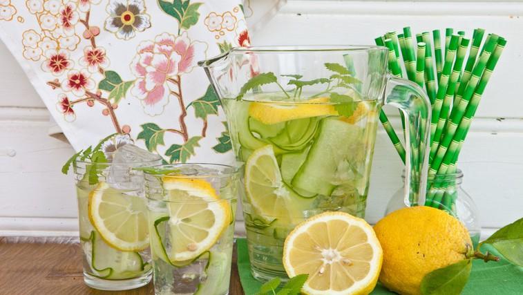 Pripravite si osvežilno pijačo iz poprove mete (foto: Profimedia)