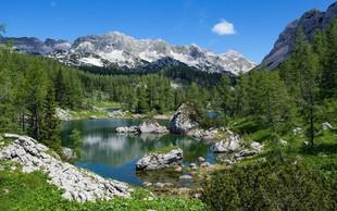 Video: Julijske Alpe v 1 minuti