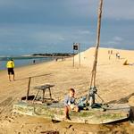 Ivin sinček je užival na potovanju po Braziliji (foto: Osebni arhiv)