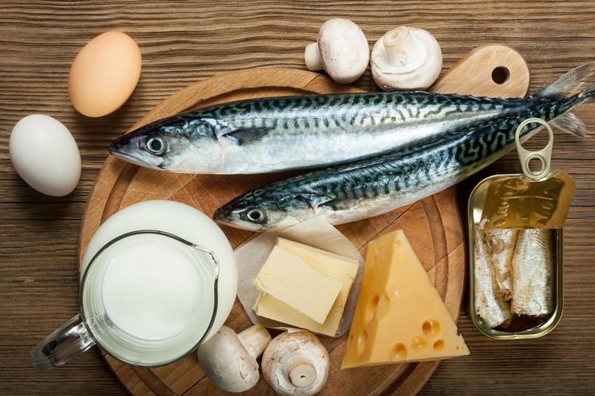 Teh 9 živil vsebuje najdeč vitamina D (poglejte, koliko in zakaj je pomemben)