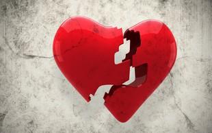 Test: Kako ljubiti s strtim srcem?