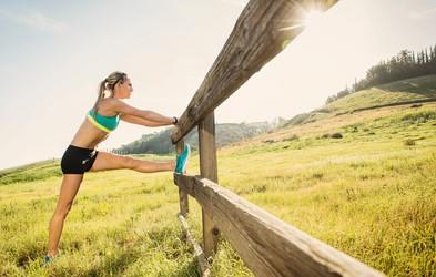 VIDEO: Raztezna vaja, ki bi jo morali tekači izvajati pogosteje