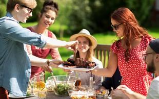 Pazljivo na piknikih - bakterije se skrivajo tudi v hrani