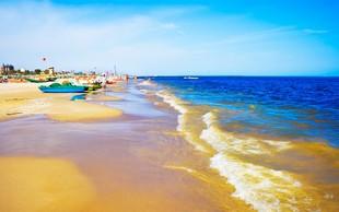 Rimini - dežela neskončnih peščenih plaž