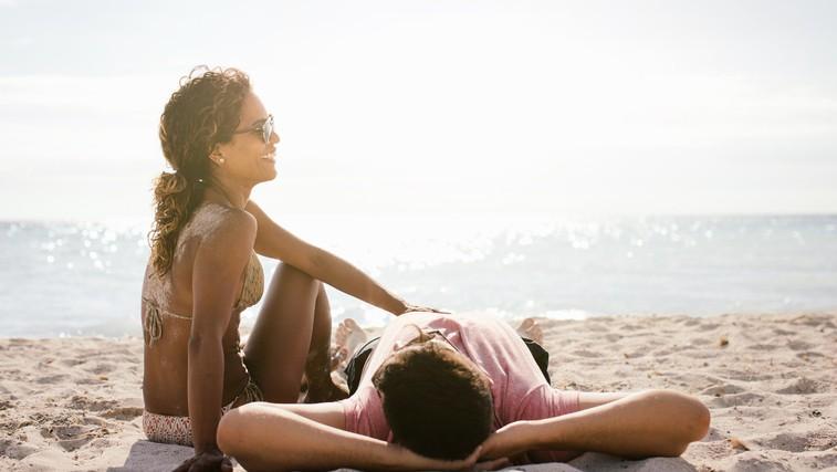 Nasveti za sončne dni in uporabo sredstev za zaščito pred soncem (foto: Profimedia)