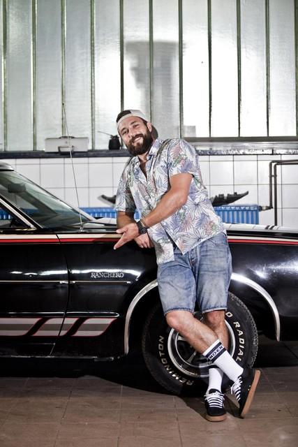 Filip Flisar, pravi ded za pravi avto z dušo