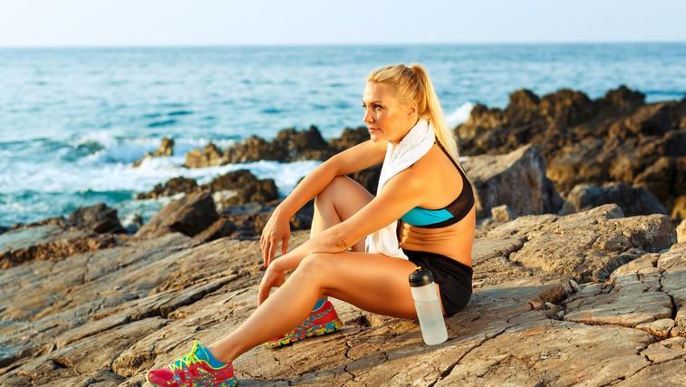 Zakaj je lahko vadba v vročini manj učinkovita, kot si mislite? (foto: Profimedia)