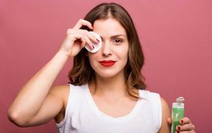 7 prednosti čiščenja kože pred spanjem