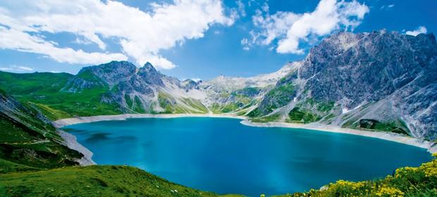 lunersee-jezero