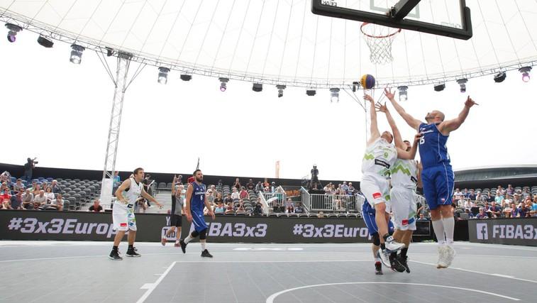 Prihaja košarkarski spektakel: Samsung Ljubljana 3x3 Challenger! (foto: Profimedia)