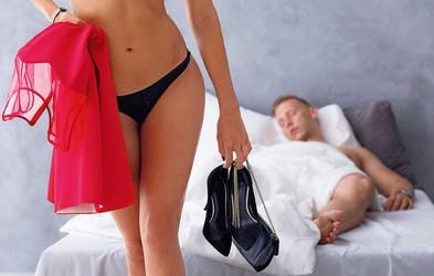 Zakaj varajo moški in zakaj ženske?