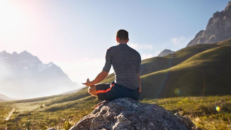 Meditacija ali maraton? (foto: Profimedia)