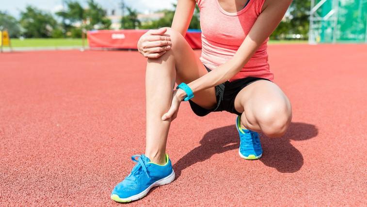 Tako odpravite 3 najpogostejše bolečine, ki se pojavijo pri teku (foto: Profimedia)