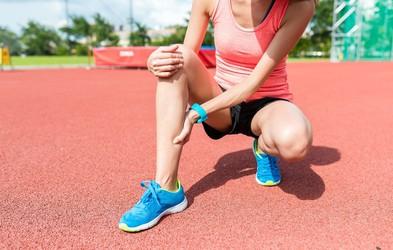 Tako odpravite 3 najpogostejše bolečine, ki se pojavijo pri teku