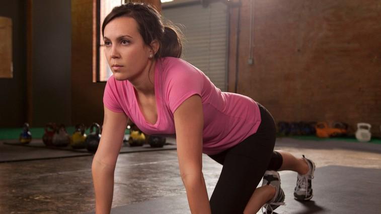 S to vajo boste pošteno okrepili vse mišice (video) (foto: Profimedia)