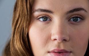 Kaj o vas razkriva barva oči