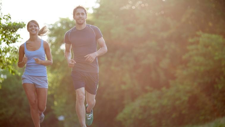 8-tedenski načrt tekaških treningov (za 10 in  21 kilometrov) (foto: Profimedia)