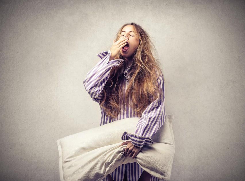 Zaskrbljujoče posledice pomanjkanja spanja