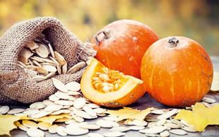 Bučnice in lan: Odličen izvor maščobnih kislin omega 3 in omega 6