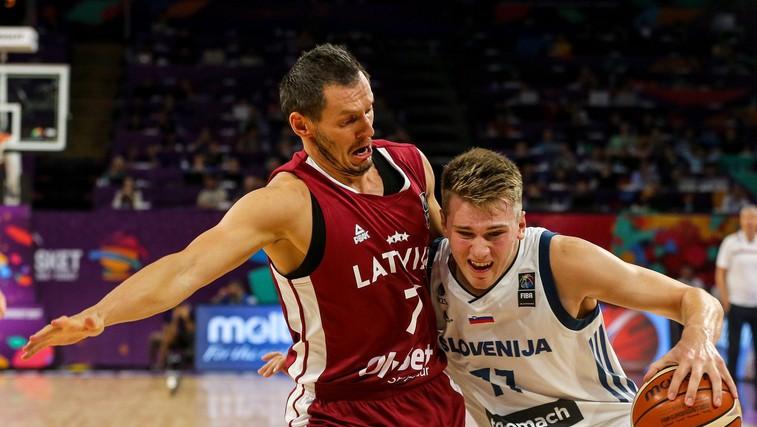 EuroBasket 2017: Slovenija na krilih Dragića in Dončića v polfinalu! (foto: Profimedia)