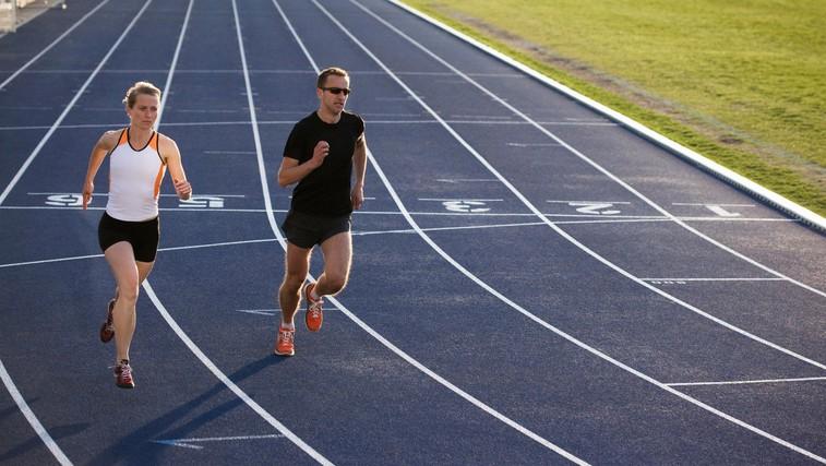 Cooperjev test: Preizkusite svojo tekaško pripravljenost (foto: Profimedia)