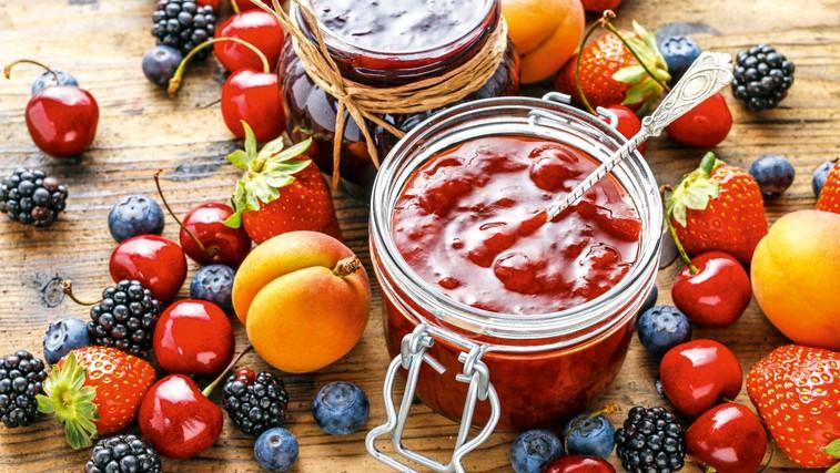 Marmelada brez sladkorja (foto: Shutterstock)