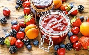 Marmelada brez sladkorja