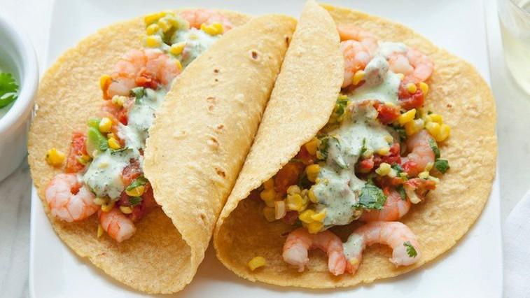 Recept za zdravo in hitro kosilo: Tortilje z morskimi sadeži (foto: Profimedia)