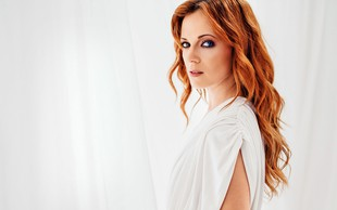 Nina Pušlar: Če ne bi bila pevka, bi bila frizerka