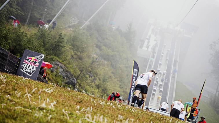 Red Bull 400: Ste pripravljeni na najtežjo tekaško preizkušnjo na 400 metrov? (foto: Red Bull)