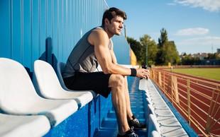 Kako začeti znova po slabem treningu ali tekmi