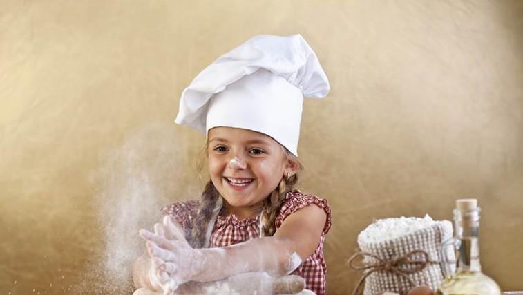 Brezplačna delavnica Fala slončka: Otroci pečejo najboljše pice (foto: Shutterstock)
