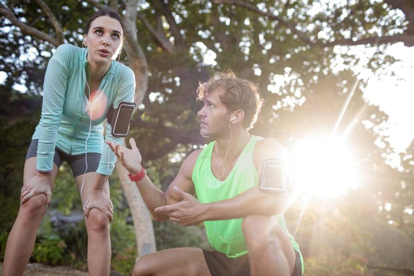 Psihologija za tekače: Kako zmanjšati občutek utrujenosti med tekom