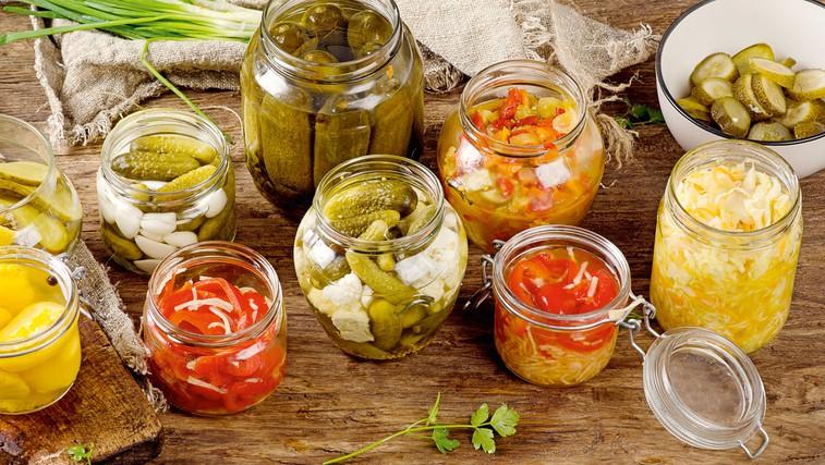 Fermentirana ozimnica čisti črevesje, preprečuje raka, znižuje holesterol (foto: Shutterstock)