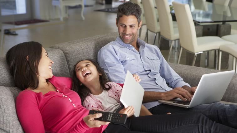 Oglejte si, kako je videti najnovejša televizijska izkušnja! (foto: Shutterstock)