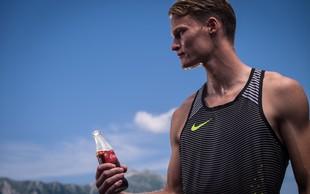 Luka Janežič: »Olimpijske igre mi predstavljajo izpolnitev sanj, adrenalin in ponos.«
