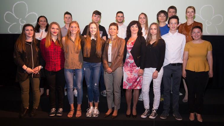 Projekt Mladi upi nadaljuje svoje poslanstvo: Mladi in nadarjeni s področja športa, umetnosti in znanosti vabljeni k prijavi (foto: Promocijski material)