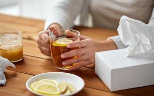 Zakaj čaj z limono ni učinkovito zdravilo proti prehladu