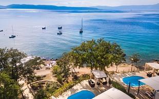 Namig za jesenski morski oddih – Kamp Njivice na otoku Krk