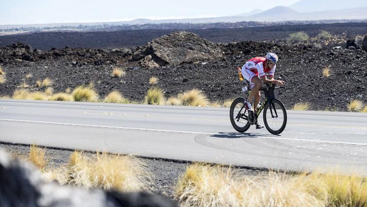 David Pleše se bo v soboto pomeril na legendarni dirki Ironman Kona Race (foto: Jesper Gronnemark / Red Bull Contentpool)