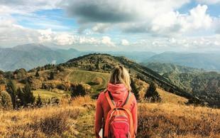 Jesensko raziskovanje Posočja: Kolovrat in Planica pod Krnom