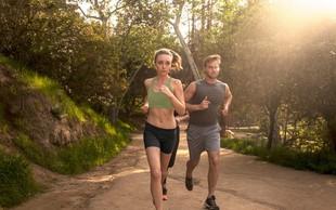 Vaše telo med gibanjem ustvarja drogo