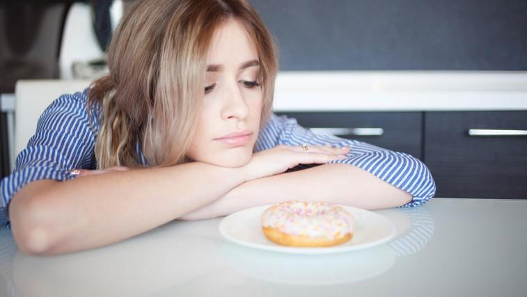 Stres vpliva na prehranjevanje na dva načina (foto: Profimedia)