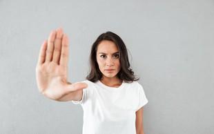 7 tehnik za postavljanje meja - v službi, doma, v partnerstvu, med prijatelji