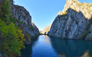 Balkanski biser: Kanjon Matka