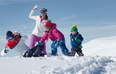 Zimske počitnice v Avstriji