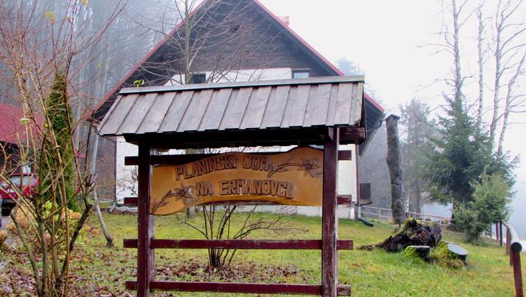 Ideja za izlet: Iz doline Kopačnice na vrh Ermanovca (foto: Arhiv PD Sovodenj)