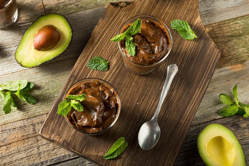 RECEPT: Puding z avokadom in čokolado