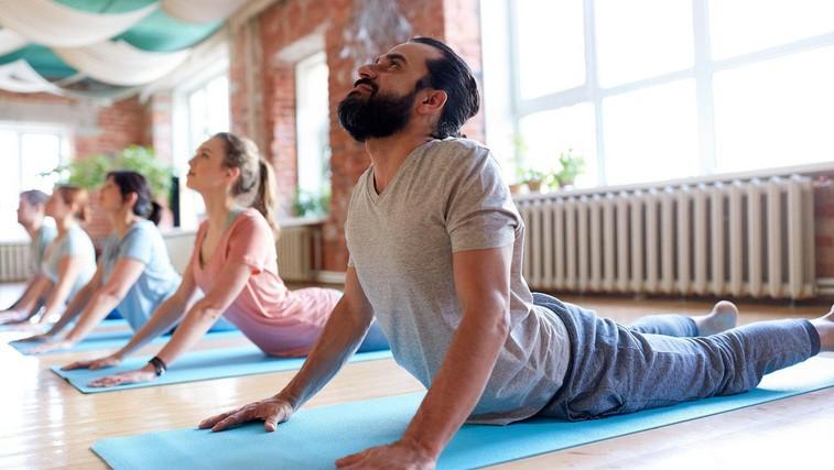 7 zdravilnih učinkov joge na MOŠKE (foto: Profimedia)